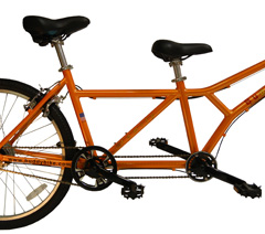 Buddy Bike Family 7 Speed Classic